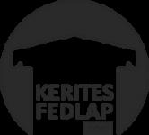 KeritesFedlap logó
